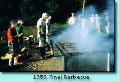 1959 Final Barbeque